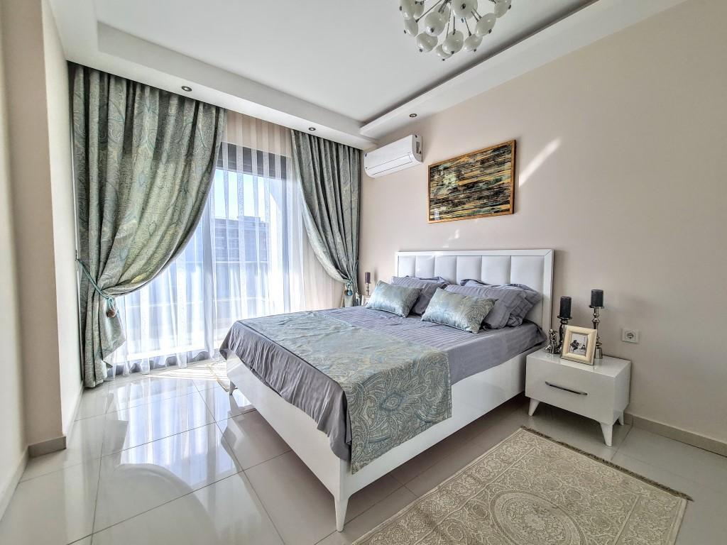 Уютная квартира 1+1 в хорошем комплексе в Каргыджаке - Фото 10