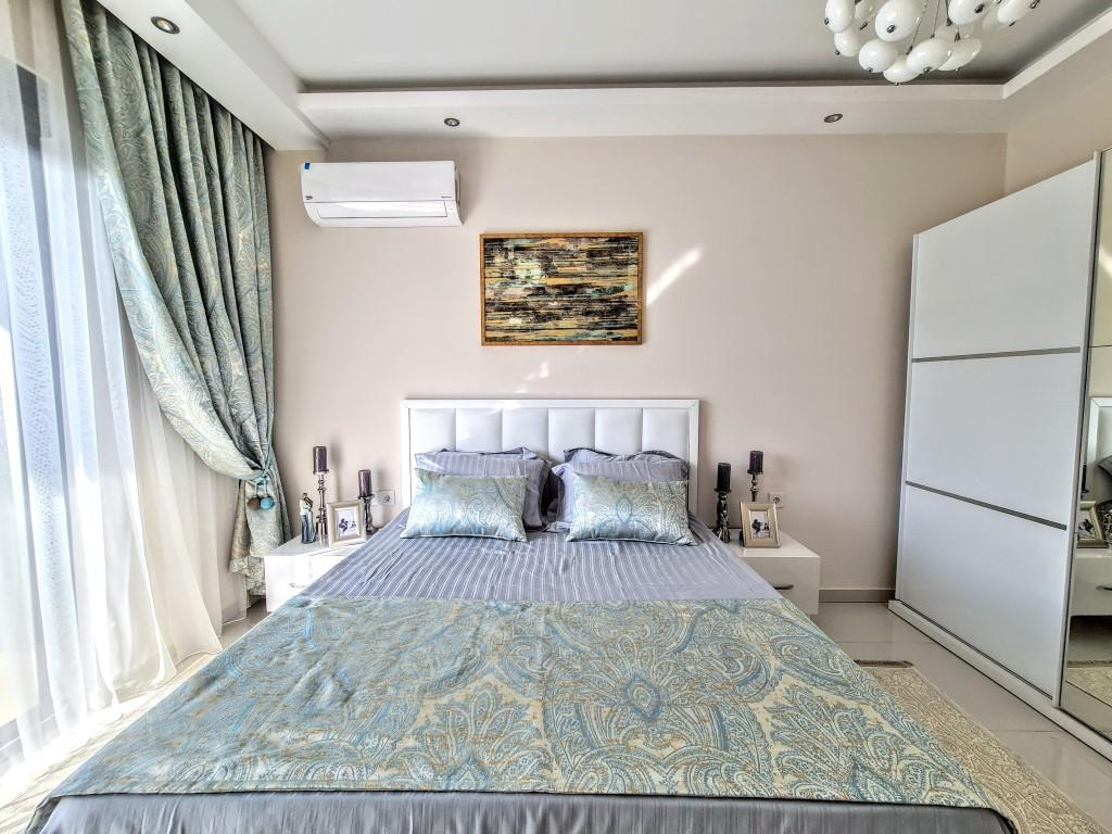 Уютная квартира 1+1 в хорошем комплексе в Каргыджаке - Фото 11