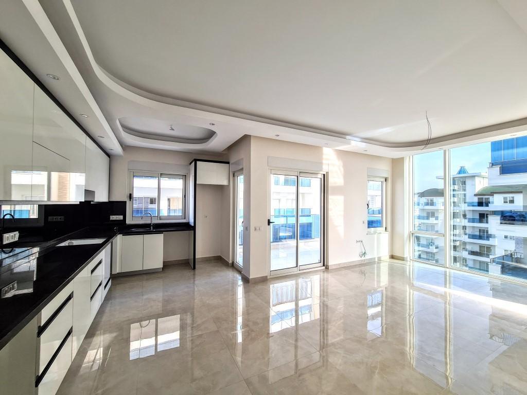 Люксовые апартаменты 2+1 в центре Махмутлара близко к морю - Фото 6