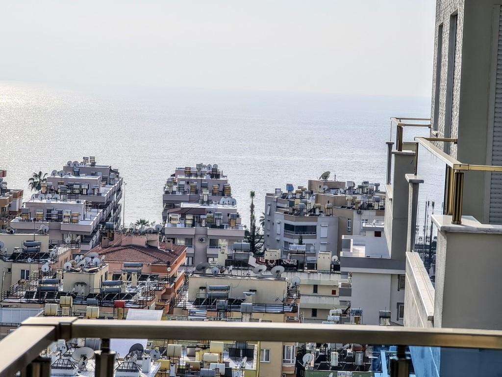 Люксовые апартаменты 2+1 в центре Махмутлара близко к морю - Фото 19