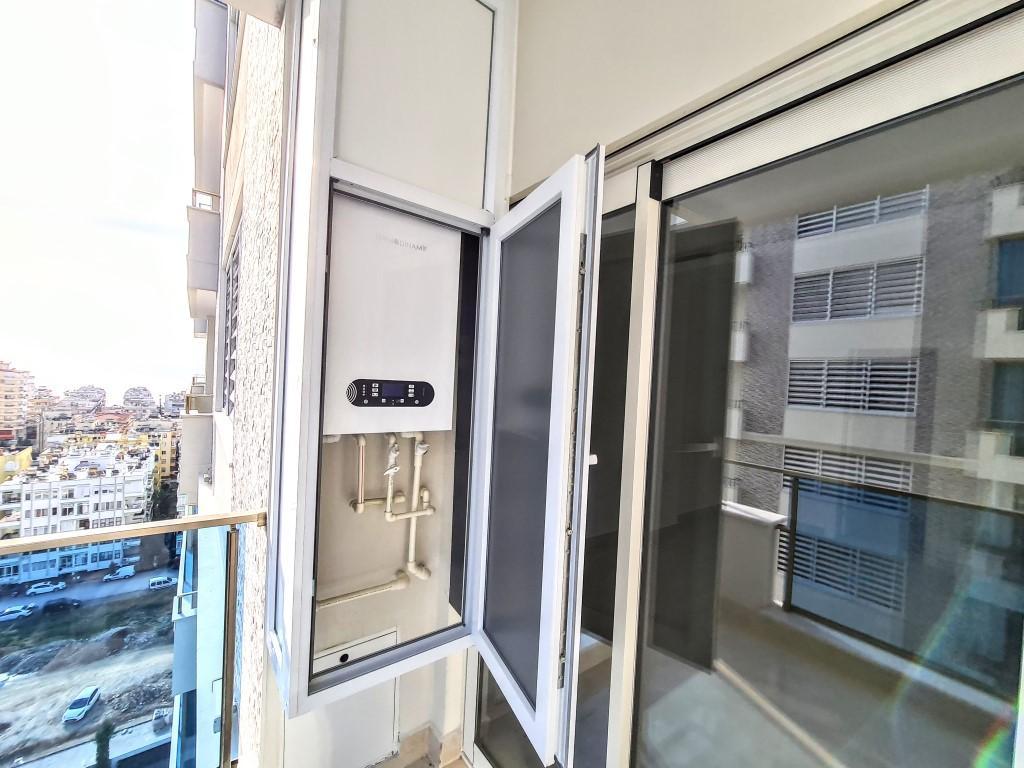 Люксовые апартаменты 2+1 в центре Махмутлара близко к морю - Фото 20