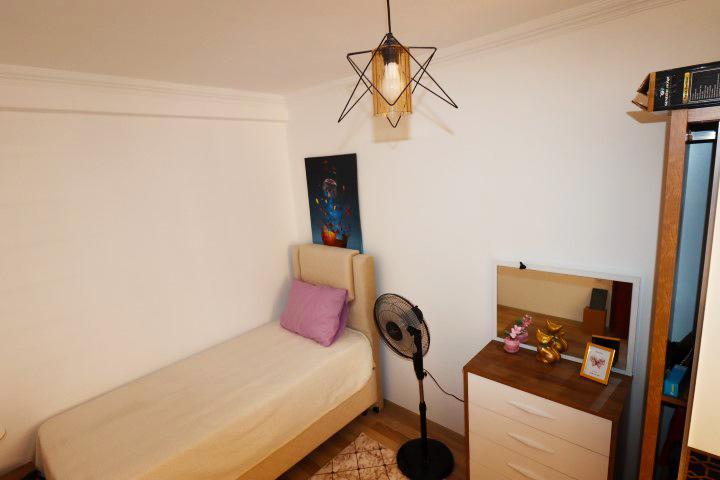 Недорогая трехкомнатная квартира в Махмутларе - Фото 17