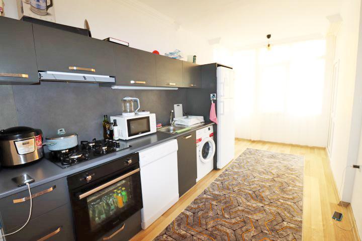 Недорогая трехкомнатная квартира в Махмутларе - Фото 18