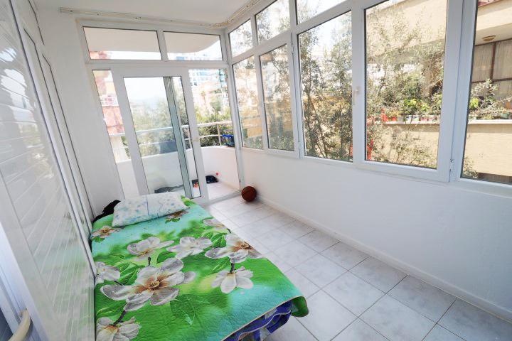 Недорогая трехкомнатная квартира в Махмутларе - Фото 22
