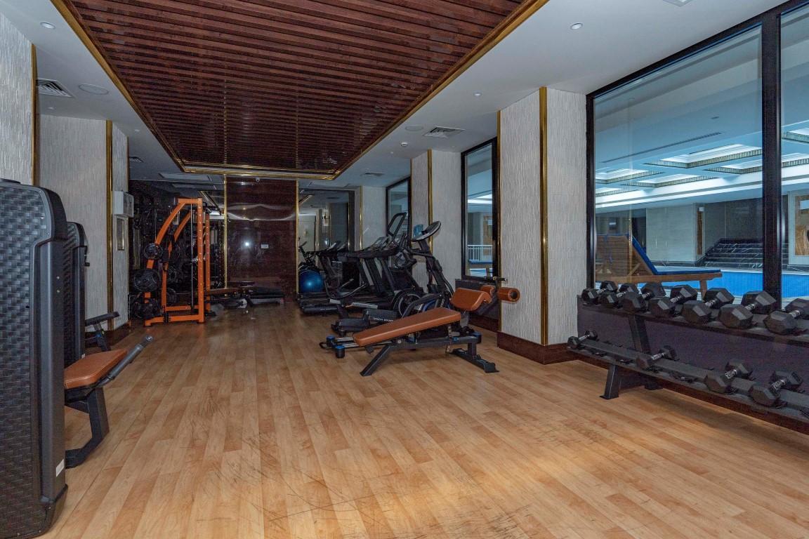 Меблированная квартира в роскошном комплексе в центре Аланьи - Фото 25