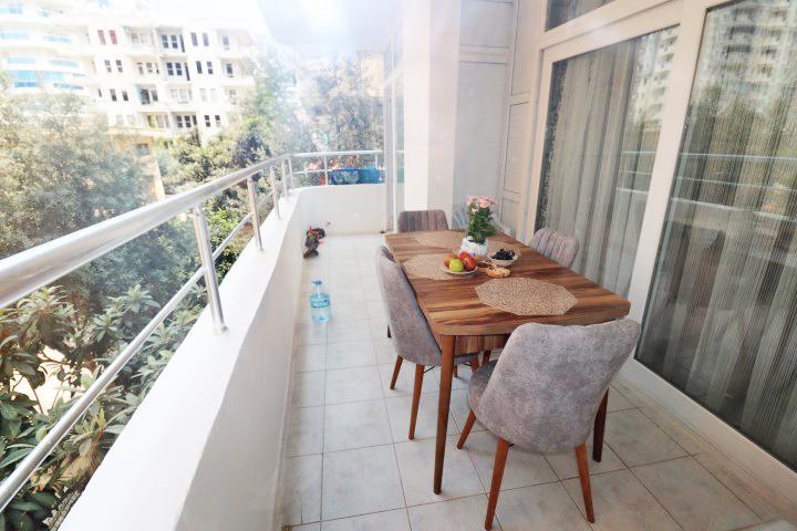 Недорогая трехкомнатная квартира в Махмутларе - Фото 24