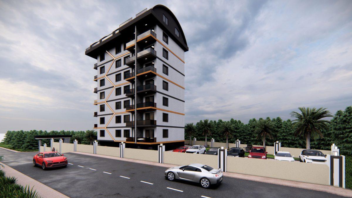 Новые квартиры по доступным ценам в районе Авсаллар - Фото 3