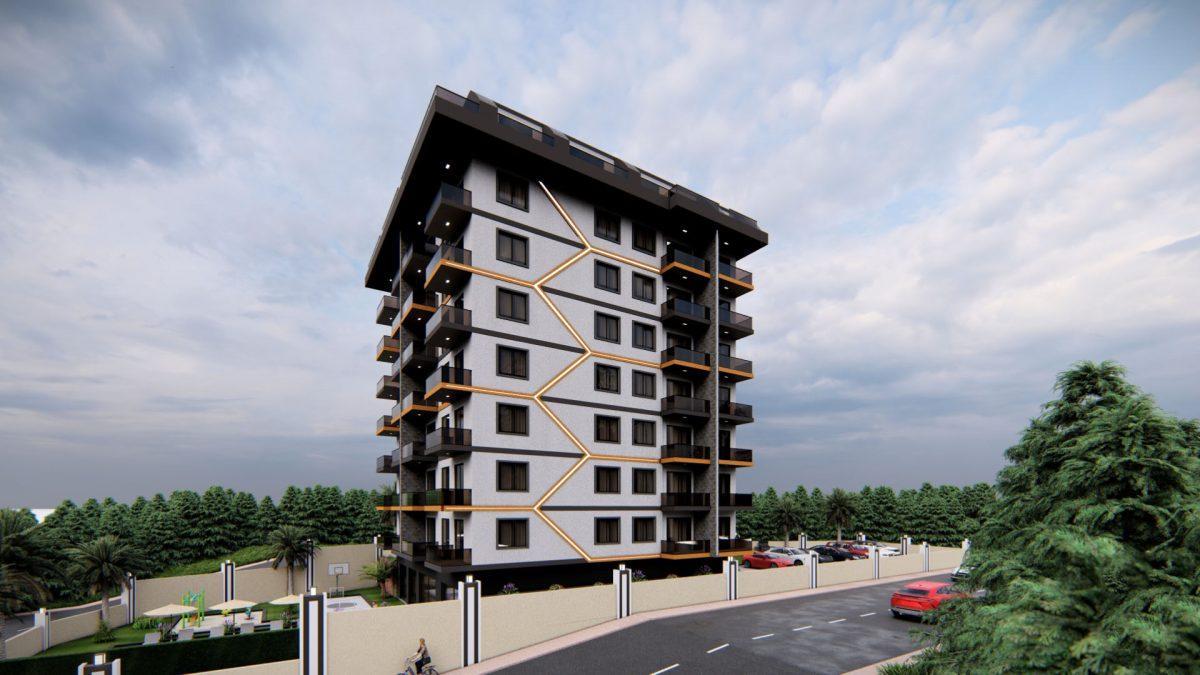 Новые квартиры по доступным ценам в районе Авсаллар - Фото 2