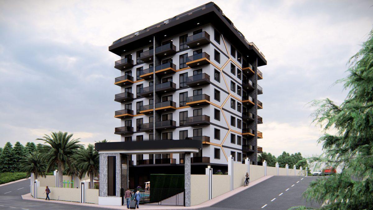 Новые квартиры по доступным ценам в районе Авсаллар - Фото 1