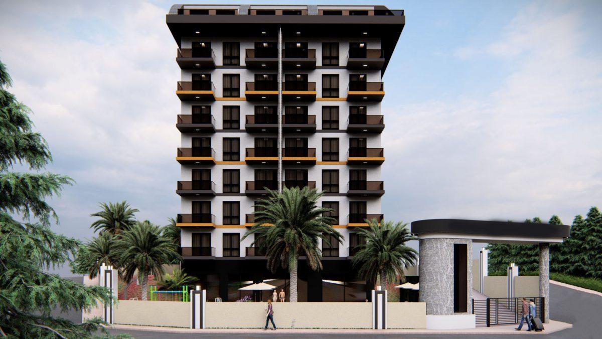 Новые квартиры по доступным ценам в районе Авсаллар - Фото 4