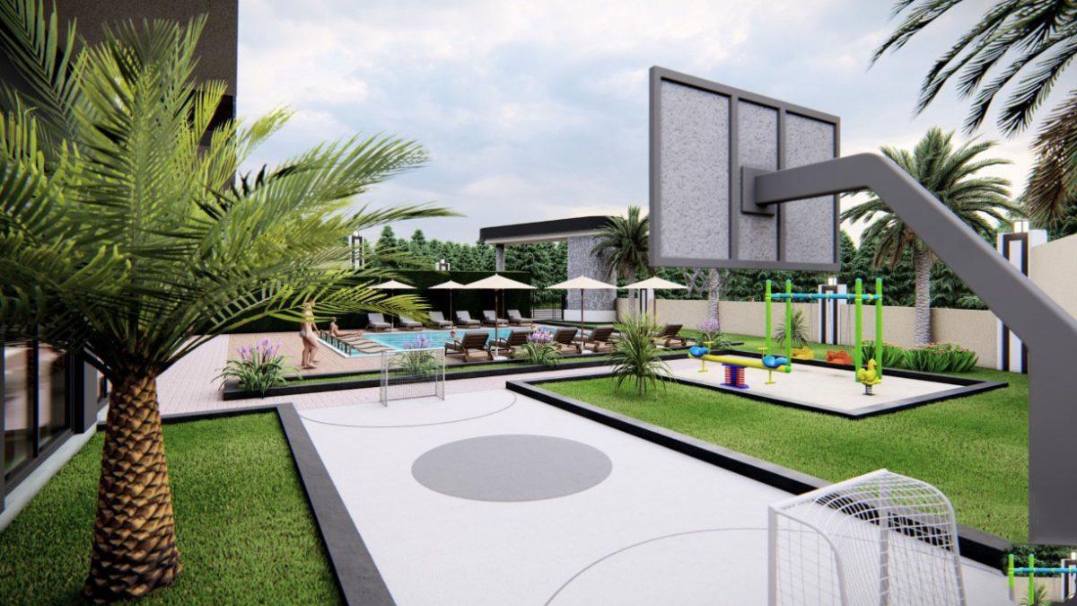 Новые квартиры по доступным ценам в районе Авсаллар - Фото 6