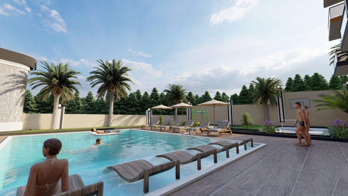 Новые квартиры по доступным ценам в районе Авсаллар - Фото 7