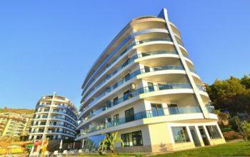 Апартаменты в элитном комплексе в Каргыджаке