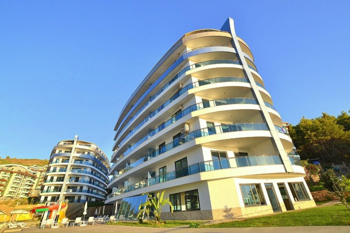 Апартаменты в элитном комплексе в Каргыджаке - Фото 1
