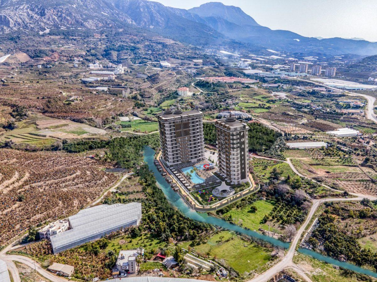 Новый бюджетный комплекс в Махмутларе - Фото 3