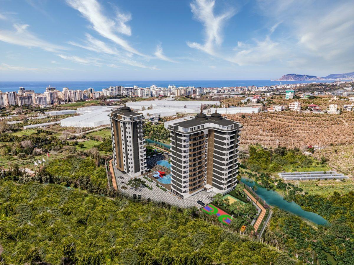 Новый бюджетный комплекс в Махмутларе - Фото 5