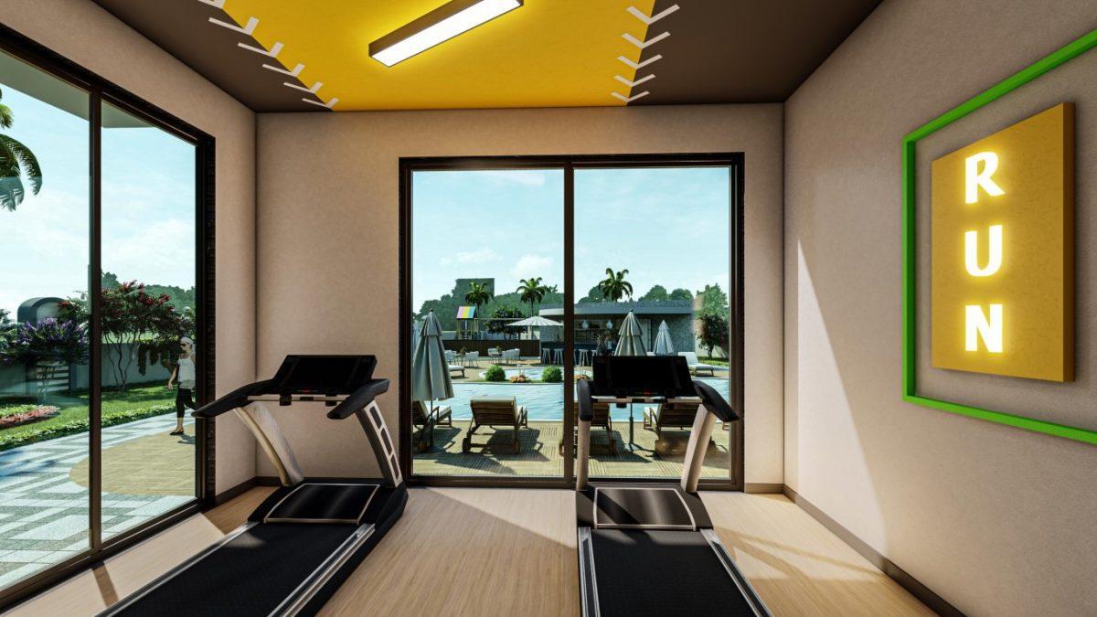Квартиры в современном комплексе в зеленом районе Махмутлара - Фото 8