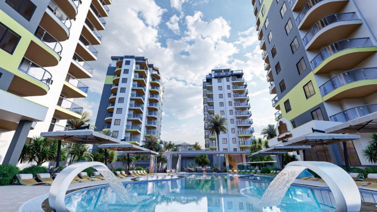 Комфортабельные апартаменты в новом жилом комплексе, с инфраструктурой отеля 5* - Фото 3