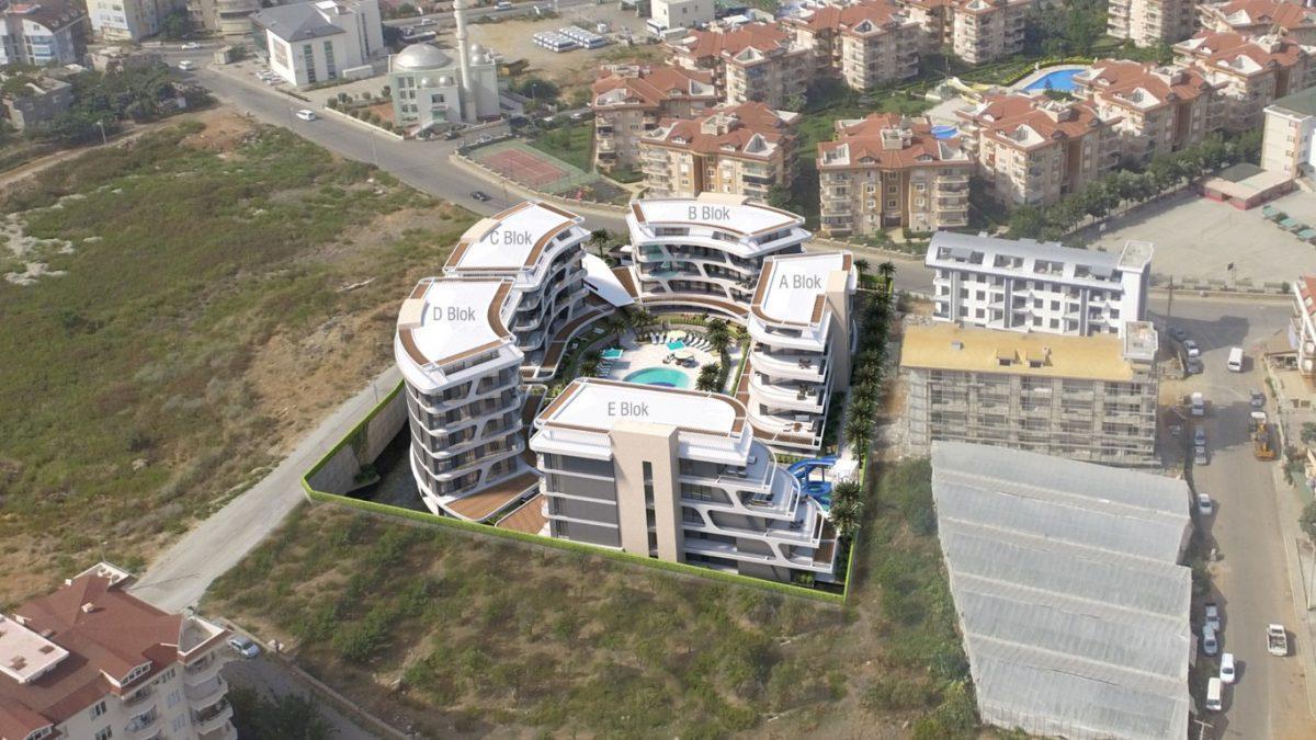 Инвестиционно выгодный комплекс в районе Оба - Фото 3