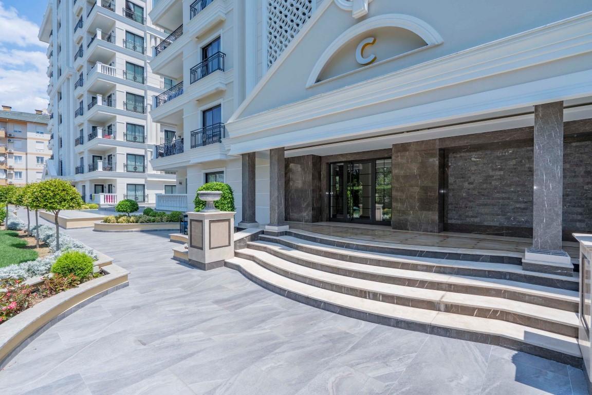 Меблированная квартира в роскошном комплексе в центре Аланьи - Фото 8