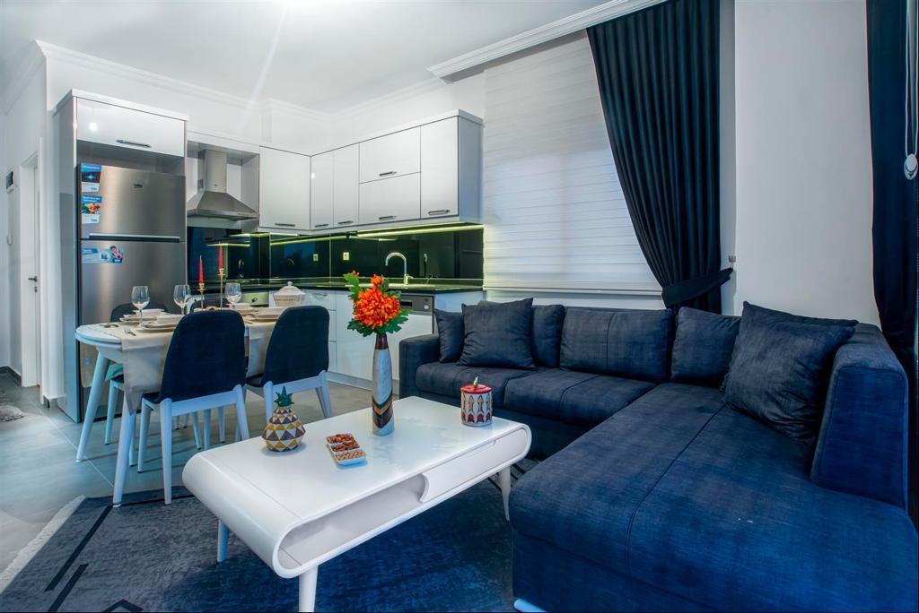 Квартиры в современном комплексе в Авсалларе - Фото 14