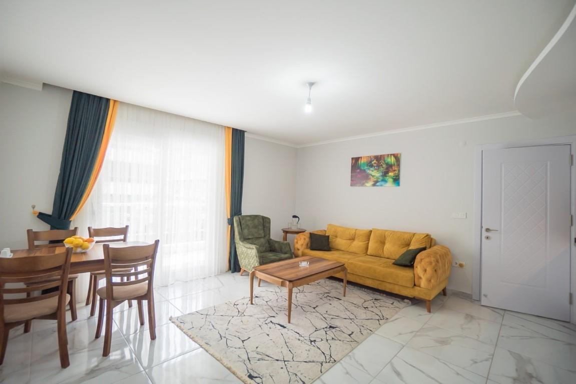 Меблированные апартаменты в новом ЖК в Махмутларе - Фото 2