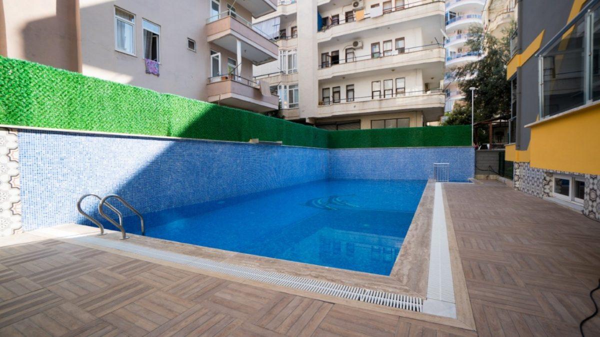 Меблированные апартаменты в новом ЖК в Махмутларе - Фото 22