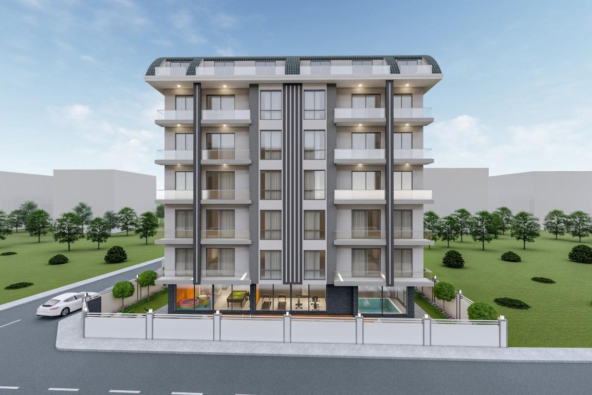 Новый комплекс в Махмутларе с доступными ценами - Фото 1