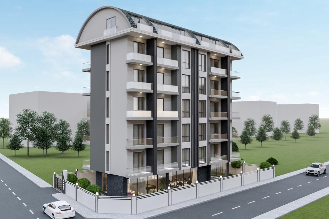Новый комплекс в Махмутларе с доступными ценами - Фото 2