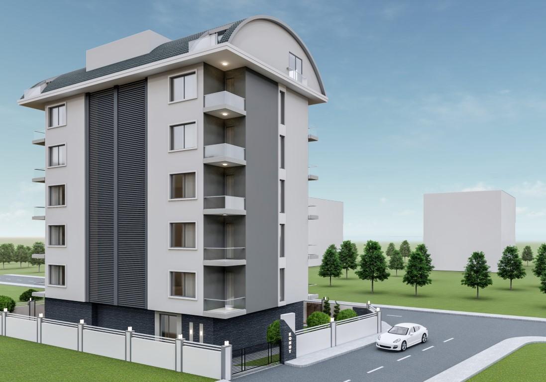 Новый комплекс в Махмутларе с доступными ценами - Фото 3