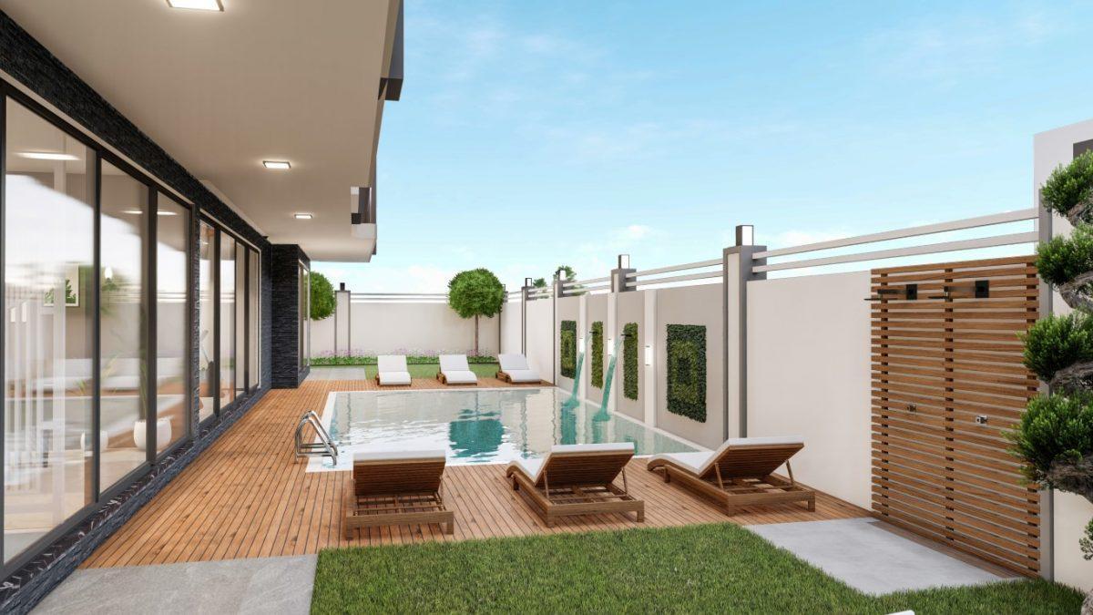 Новый комплекс в Махмутларе с доступными ценами - Фото 5