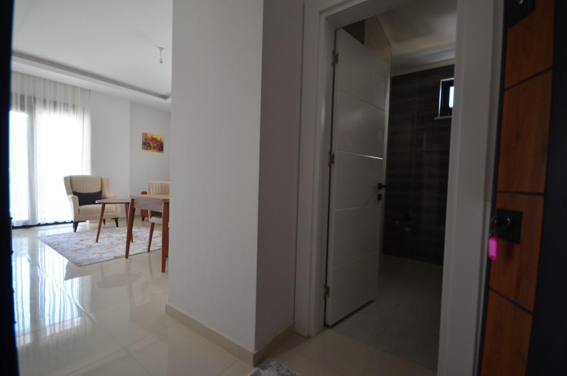 Квартира по доступной цене 1+1 в комплексе в Махмутлар - Фото 8