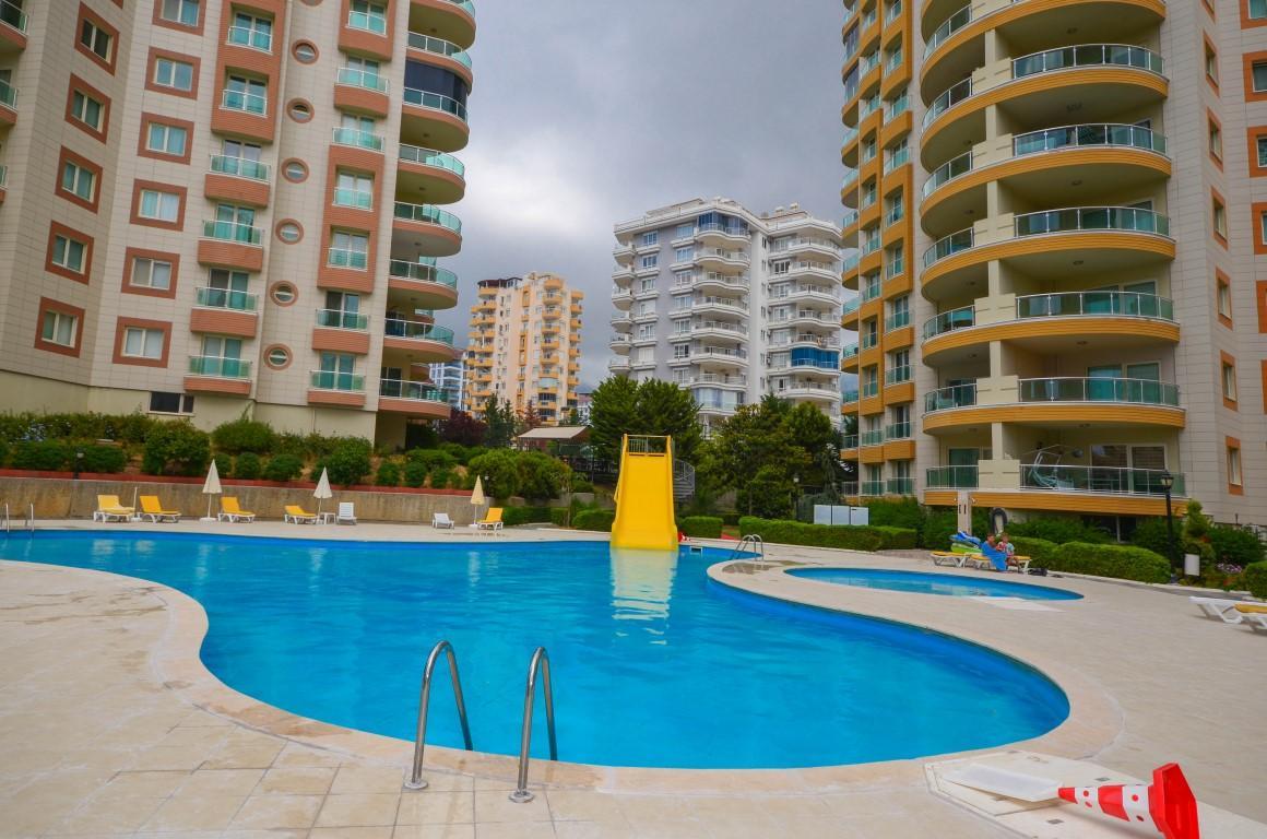 Меблированная квартира 2+1 с видом на море в уютном комплексе - Фото 3