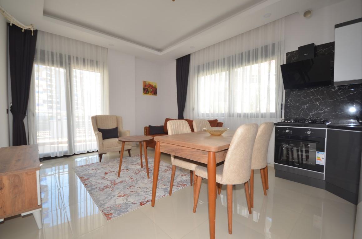 Квартира по доступной цене 1+1 в комплексе в Махмутлар - Фото 9