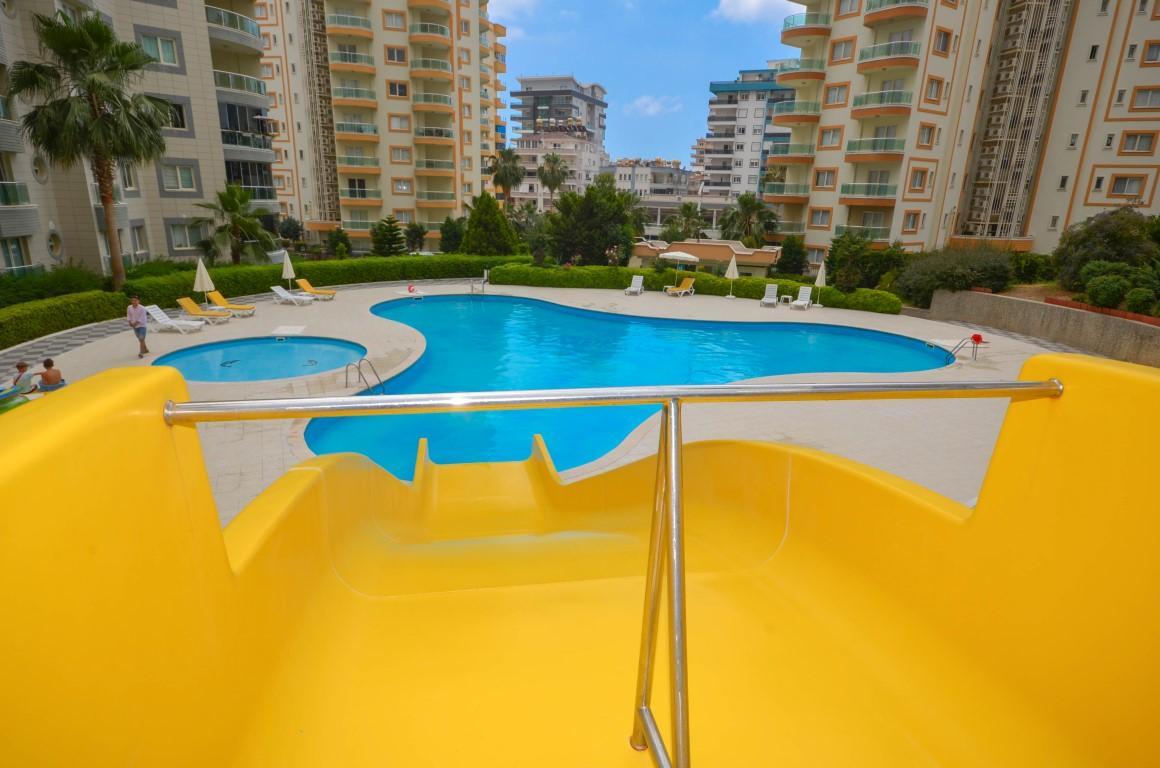 Меблированная квартира 2+1 с видом на море в уютном комплексе - Фото 4