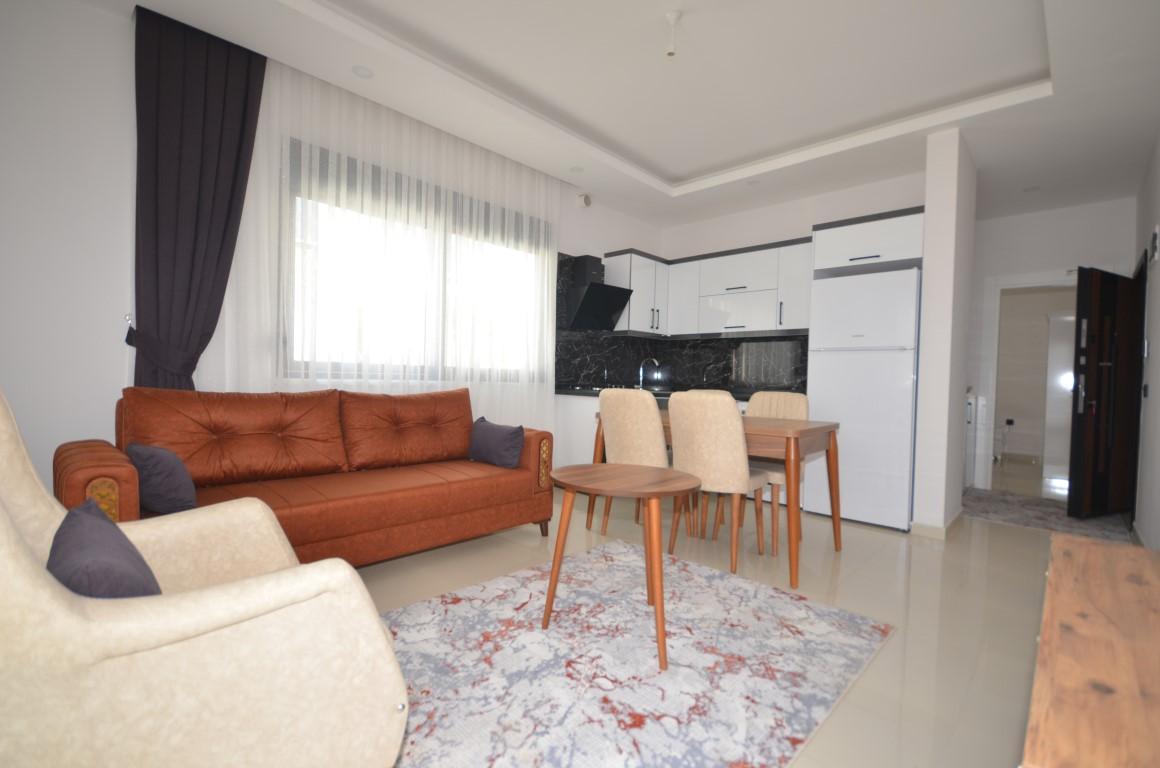 Квартира по доступной цене 1+1 в комплексе в Махмутлар - Фото 10