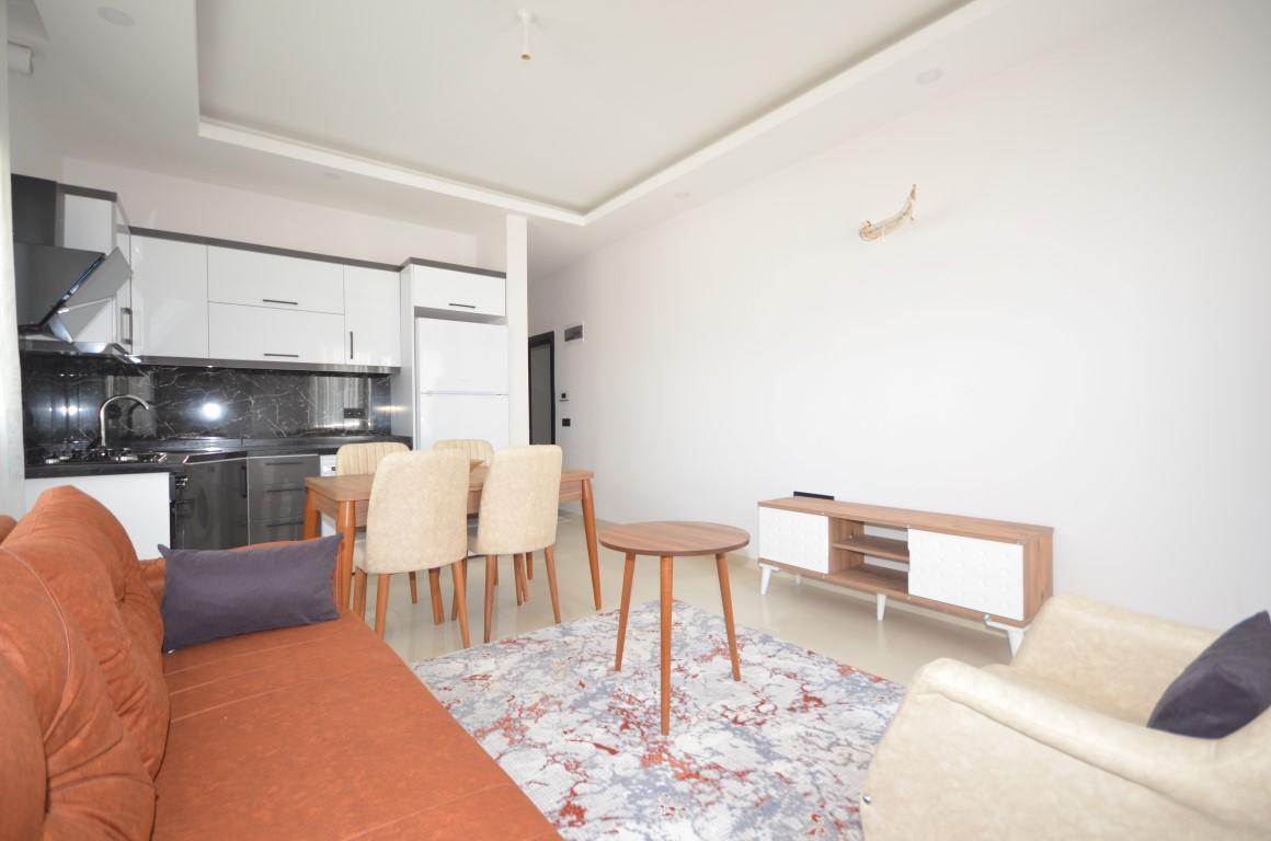 Квартира по доступной цене 1+1 в комплексе в Махмутлар - Фото 11