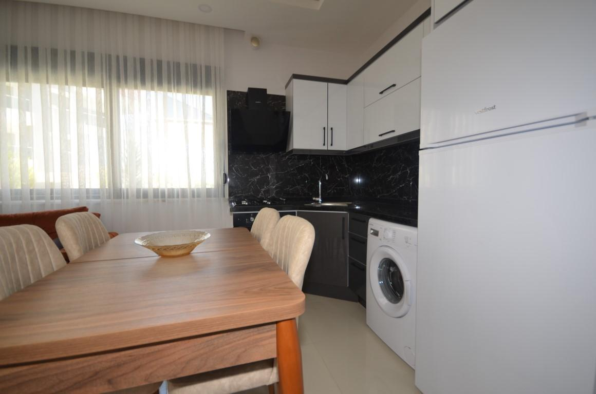 Квартира по доступной цене 1+1 в комплексе в Махмутлар - Фото 12