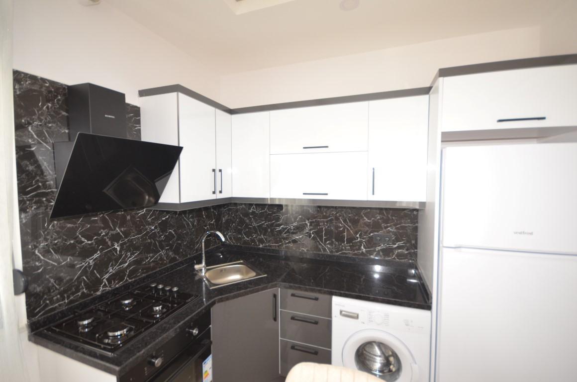 Квартира по доступной цене 1+1 в комплексе в Махмутлар - Фото 13