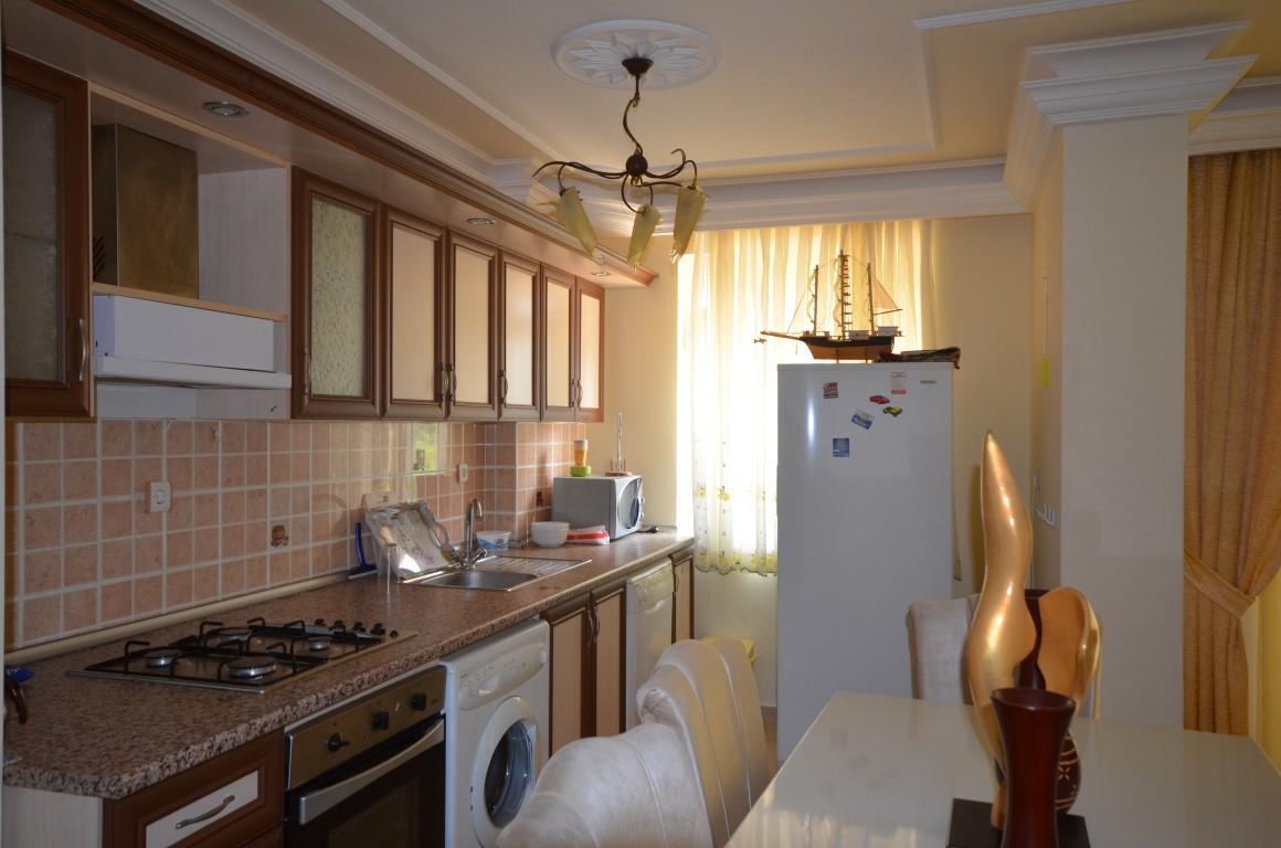 Меблированная уютная квартира 2+1 в Махмутлар - Фото 11