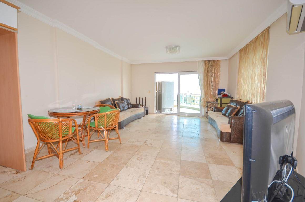 Меблированная квартира 2+1 с видом на море в уютном комплексе - Фото 11