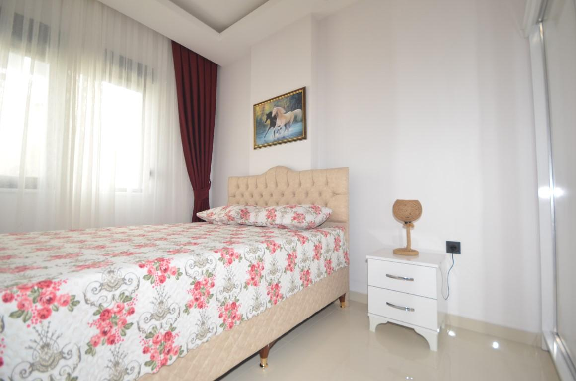 Квартира по доступной цене 1+1 в комплексе в Махмутлар - Фото 18