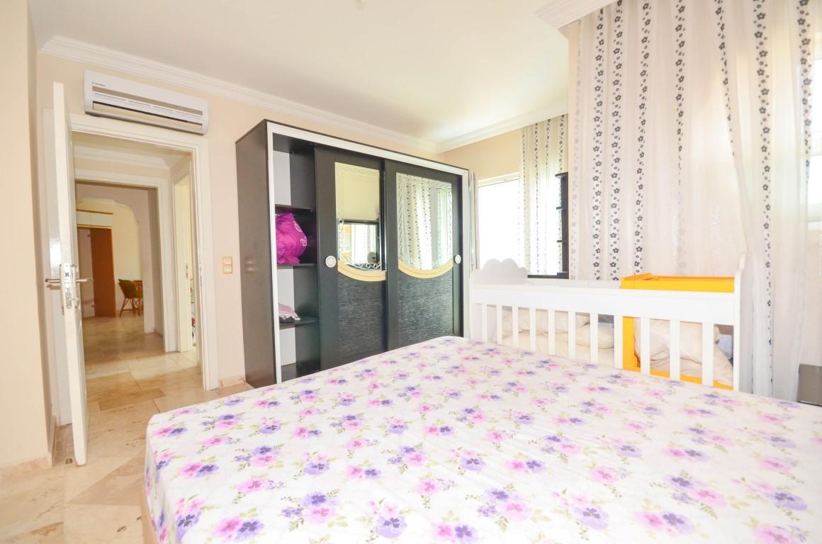 Меблированная квартира 2+1 с видом на море в уютном комплексе - Фото 25