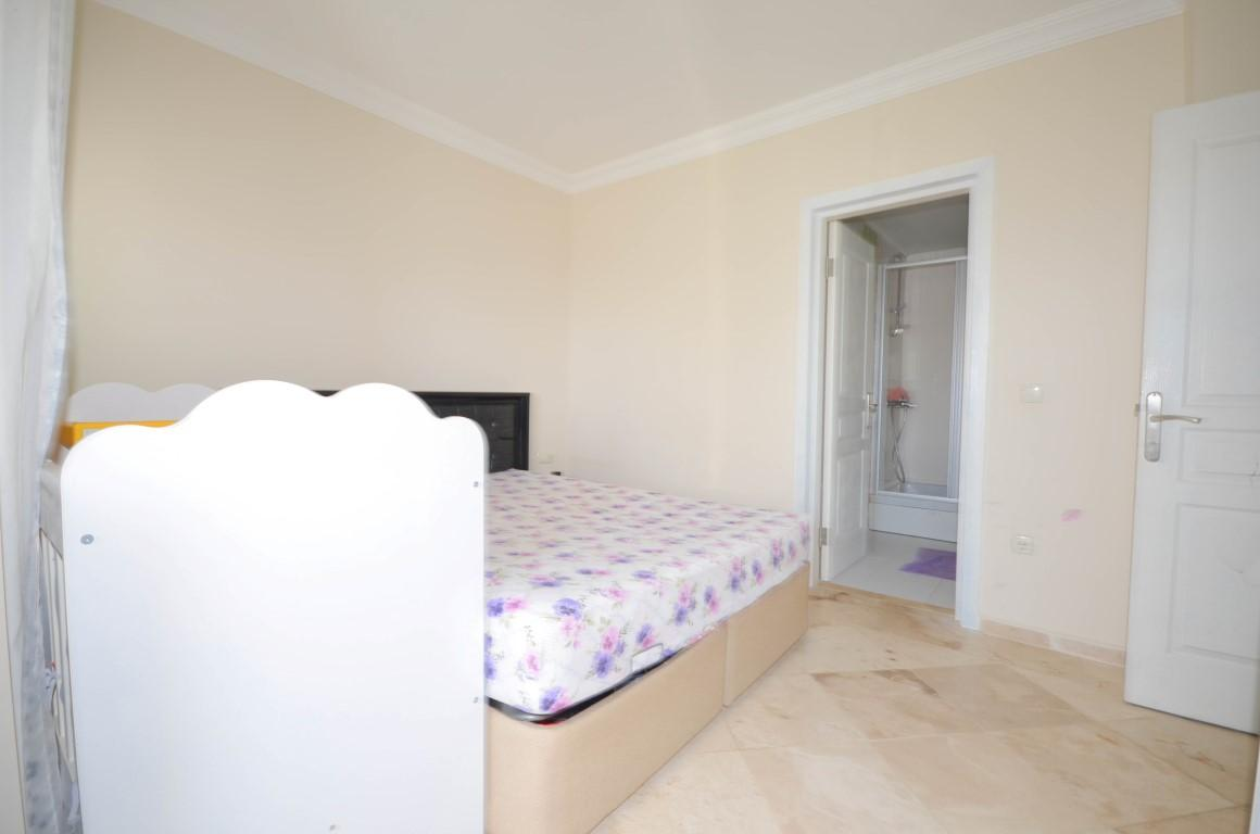 Меблированная квартира 2+1 с видом на море в уютном комплексе - Фото 26