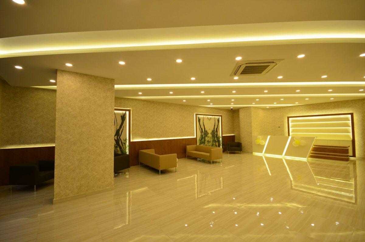 Меблированная квартира 2+1 в комплексе на первой линии с отельной инфраструктурой - Фото 29