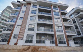 Квартира по доступной цене 1+1 в комплексе в Махмутлар