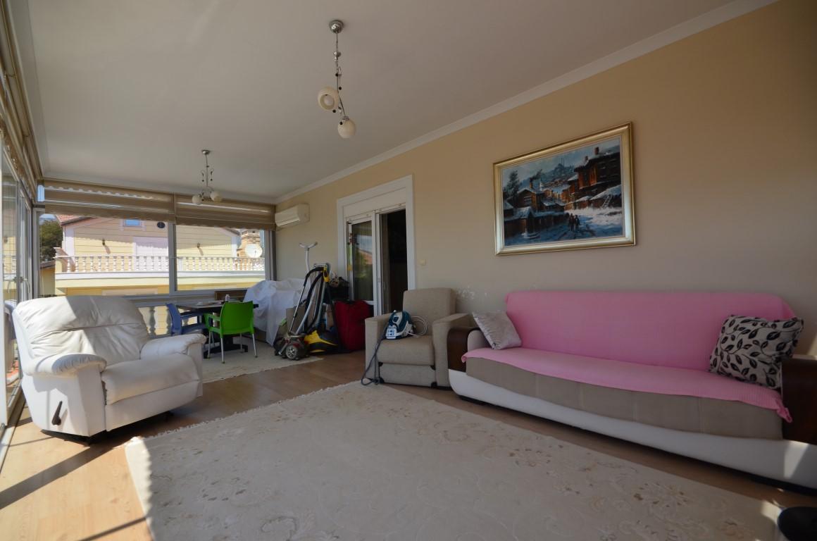 Роскошная вилла в Махмутларе с бассейном и мебелью - Фото 27
