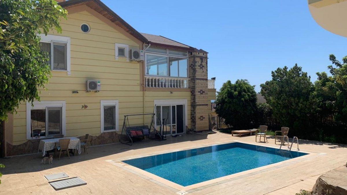 Роскошная вилла в Махмутларе с бассейном и мебелью - Фото 2