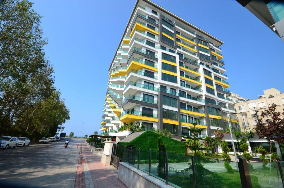Меблированная квартира 2+1 в комплексе на первой линии с отельной инфраструктурой - Фото 40