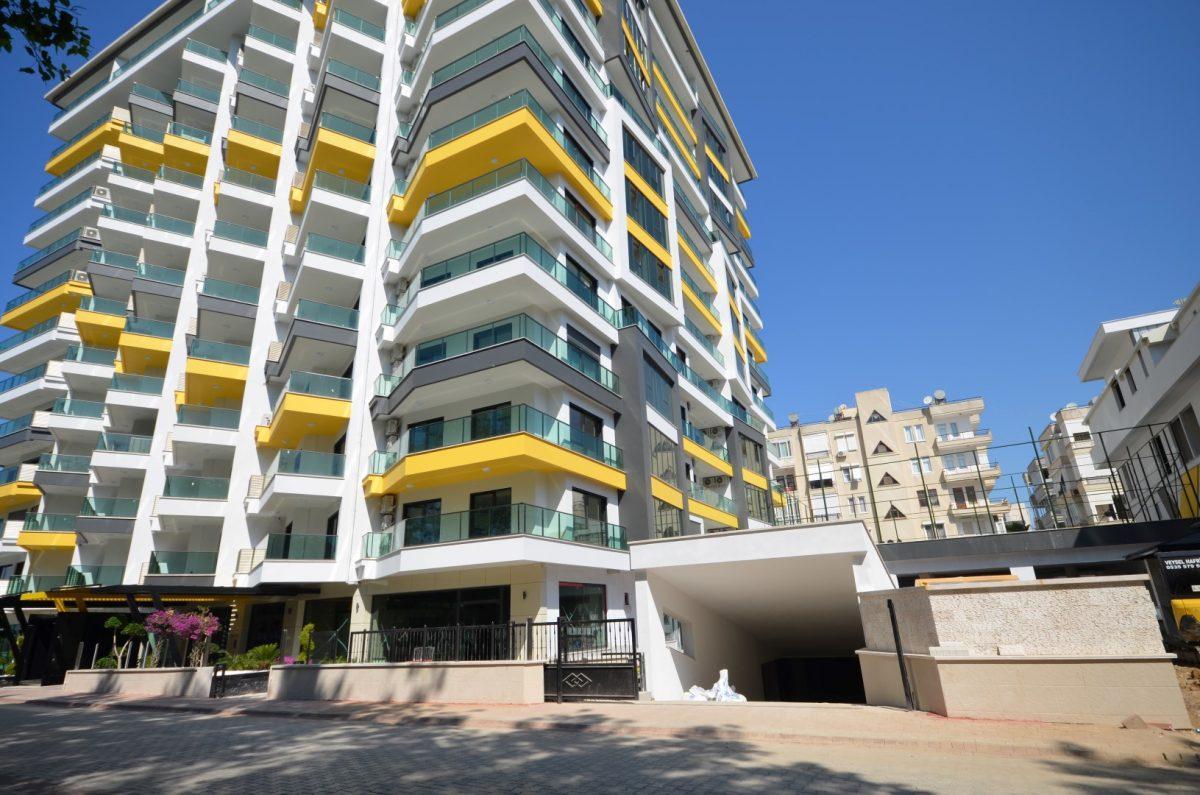 Меблированная квартира 2+1 в комплексе на первой линии с отельной инфраструктурой - Фото 50
